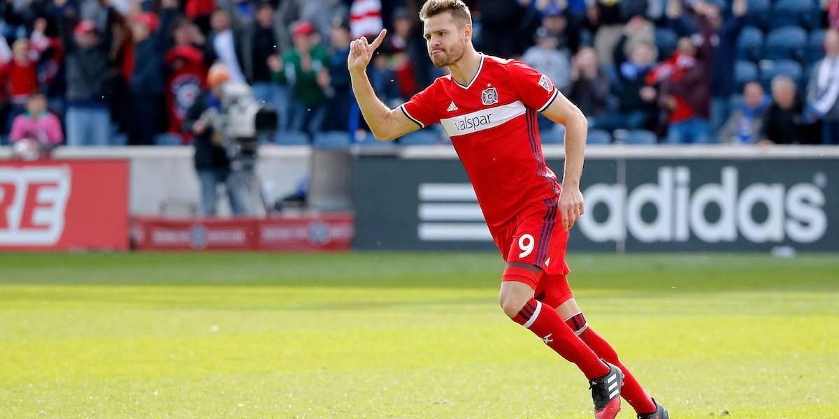 VIDEO: Jugador de la MLS entra en la pelea por el premio Puskas