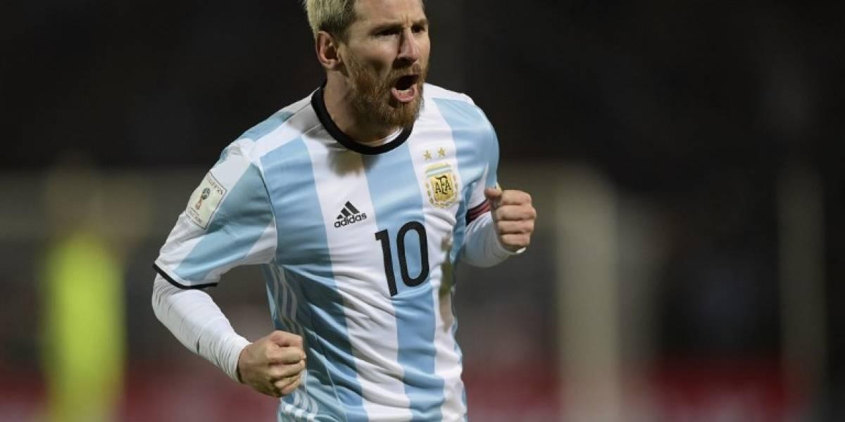Messi publica un alentador mensaje a un año del Mundial