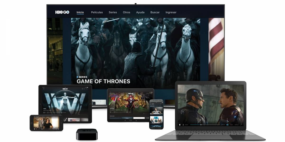"Ya podrás ver ""Game of Thrones"" sin tener cable: HBO Go llega a Chile"