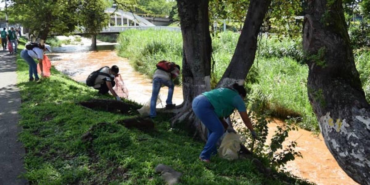 Este sábado, participe en la jornada de limpieza del Río Cali