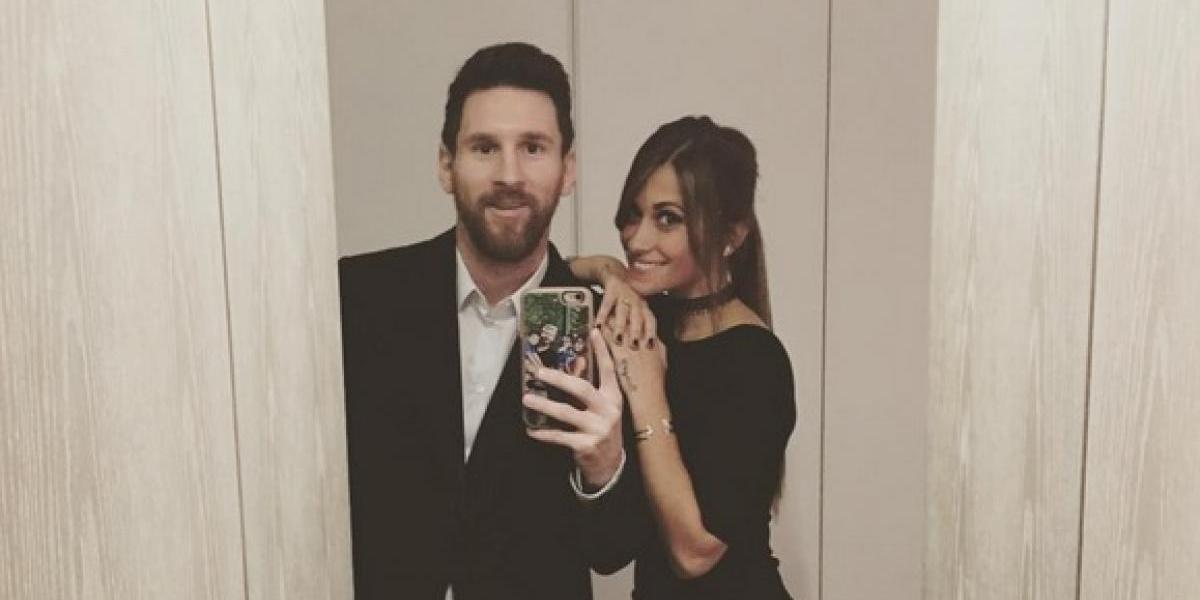 Boda de Messi será el evento del año en Argentina