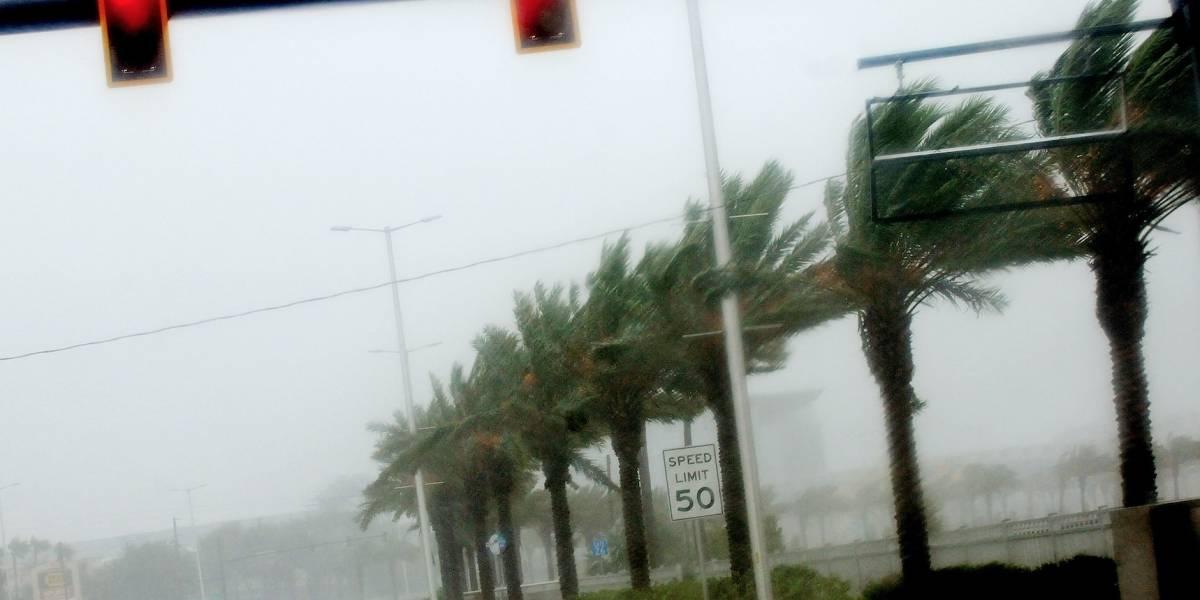 Fuertes lluvias reducen sequía