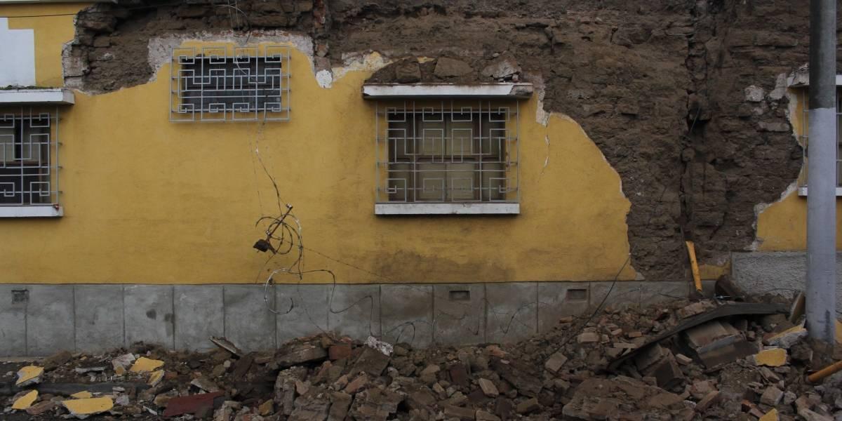 Autoridades contabilizan 115 escuelas dañadas a nivel nacional por sismo