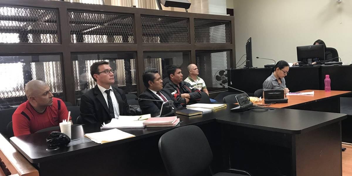 Tres sicarios de periodistas enfrentarán juicio