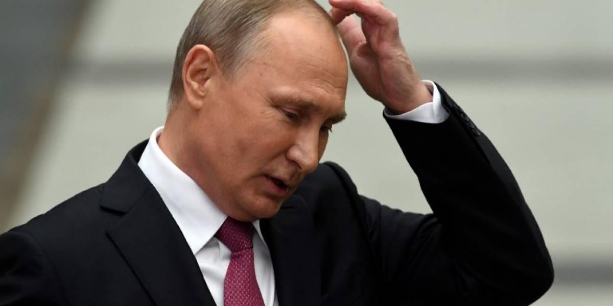 """Putin quiere que sus hijos """"crezcan como gente normal"""" y """"no como príncipes"""""""