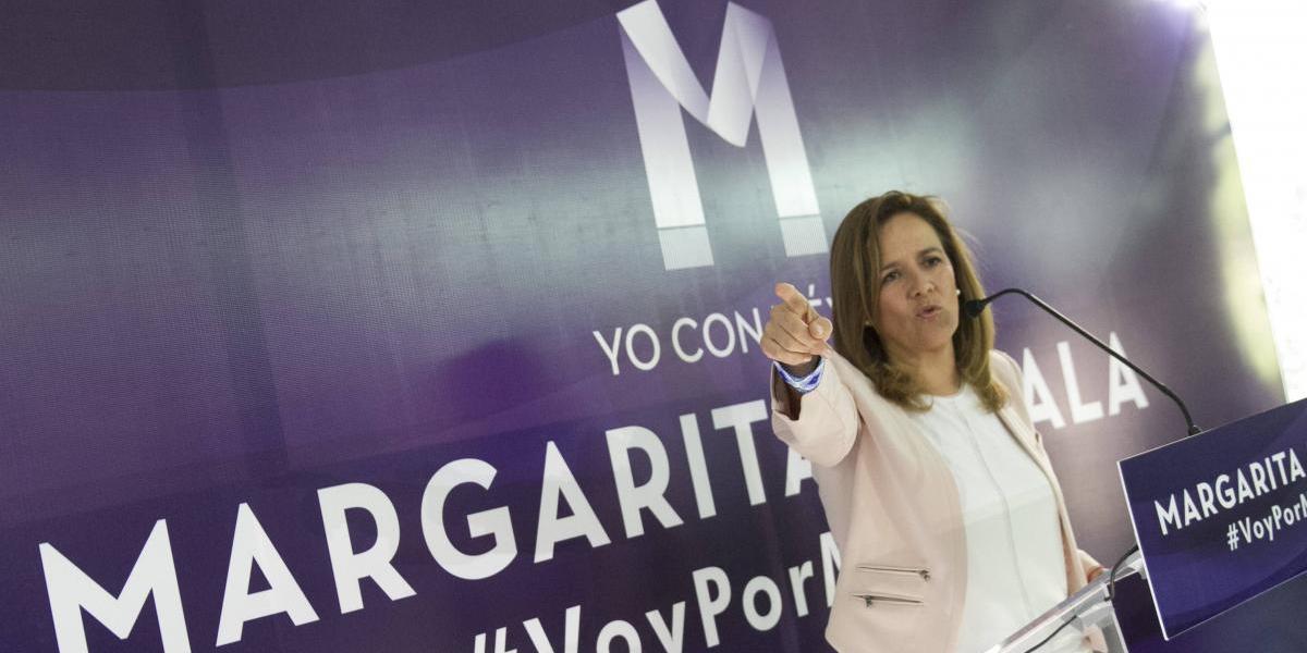 El PAN debe definirse antes de buscar alianzas, exige Margarita Zavala