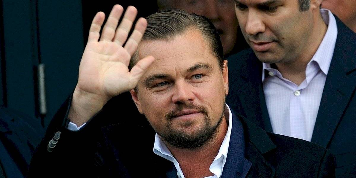 """Leonardo DiCaprio reveló por qué no fue Anakin Skywalker en """"Star Wars"""""""