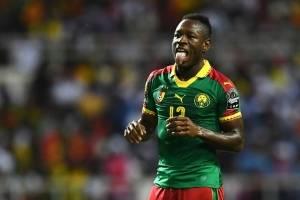 Christian Bassogog (Camerún): Fue elegido el mejor jugador de la Copa África que ganaron a inicio de año. Le valió irse a China y ahora busca mostrarse para salir a Europa / imagen: AFP