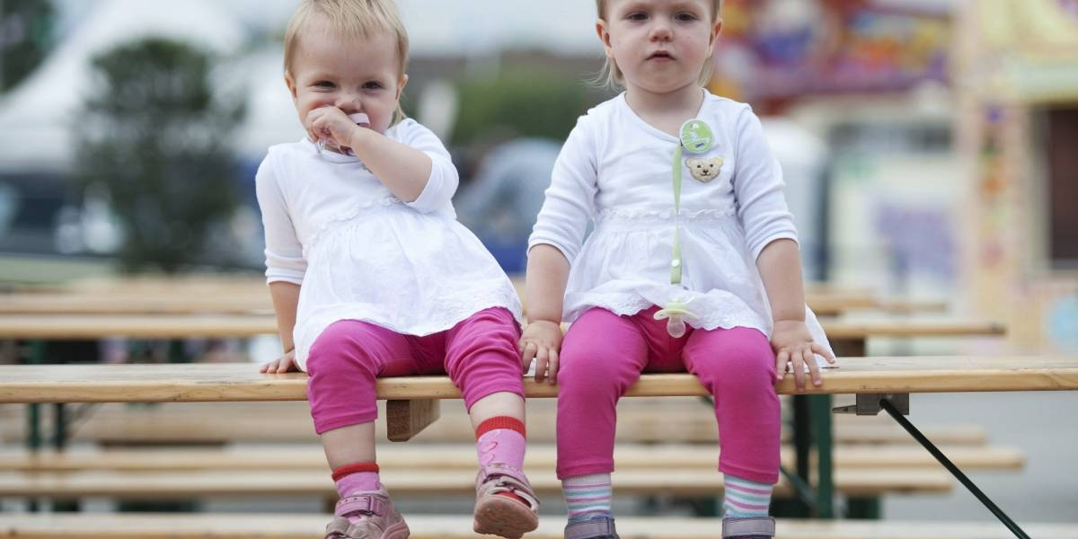 Por esto un gemelo puede ser más listo que el otro