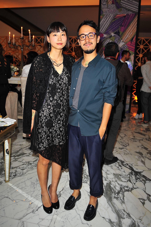 Yuki Hase y Armando Taqueda JDS