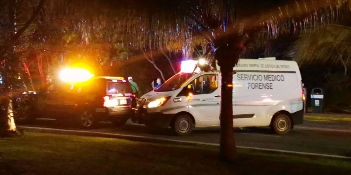 Hallan cuerpos en maletas en Zona Hotelera de Cancún