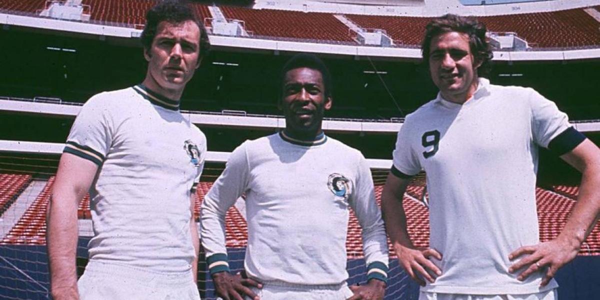 ¡Increíble! Ex futbolista que jugó con Pelé y Cruyff ahora es chofer de Uber