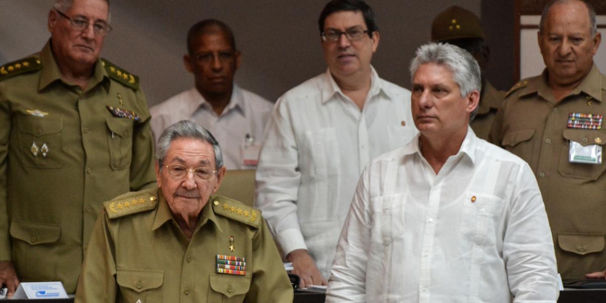 """Régimen de Castro le respondió a Trump y rechazó """"presiones"""" sobre Cuba"""