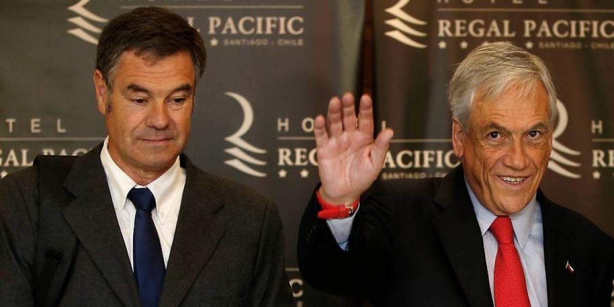 Reunión entre Piñera y Ossandón se realizaría la próxima semana
