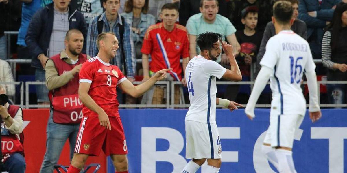 Rusia busca renacer en su Copa Confederaciones
