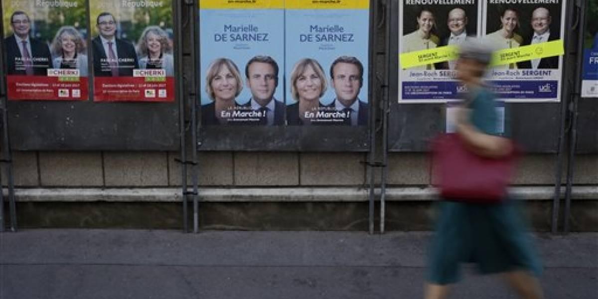 ¿Nueva revolución francesa? Caras nuevas en el parlamento
