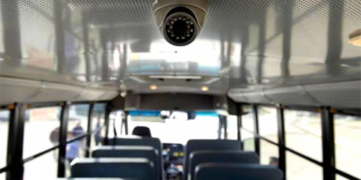 200 buses tendrán videovigilancia las 24 horas en Barranquilla
