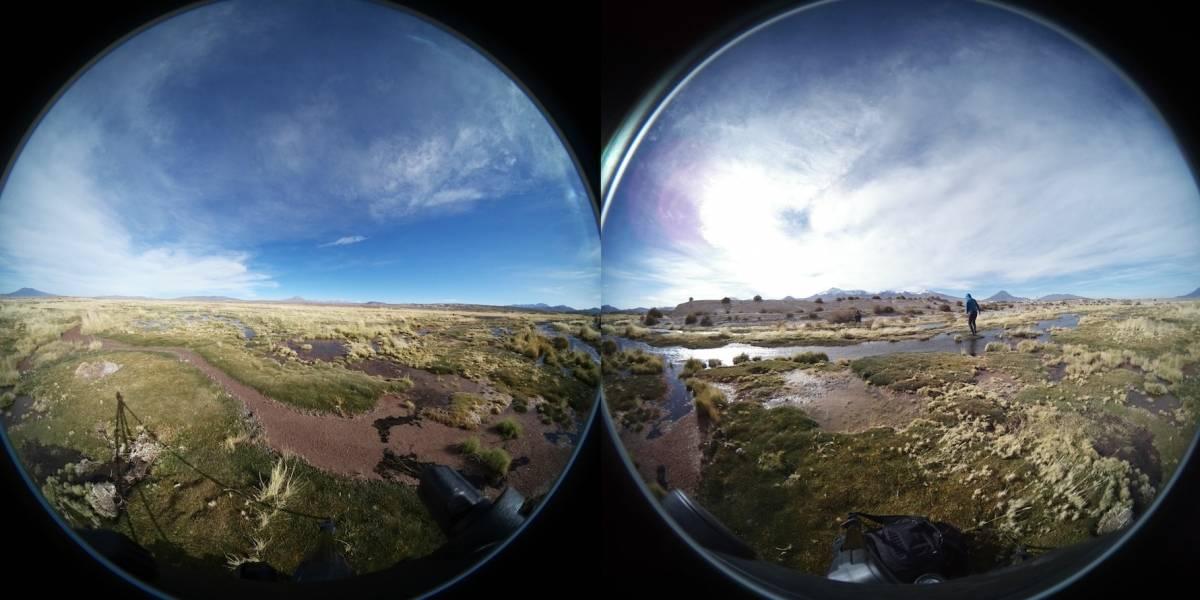 Bus con tecnología 360º recorre Chile para enseñar ciencia a estudiantes