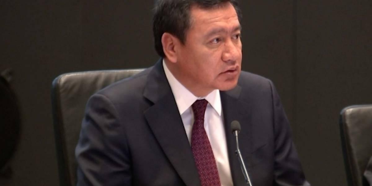 Osorio Chong urge a crear estrategias de seguridad entre Centro y Norteamérica