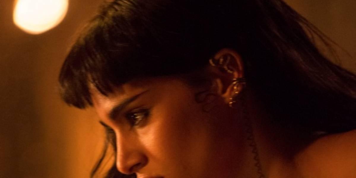 Sofía Boutella es 'Ahmanet' en 'La Momia'