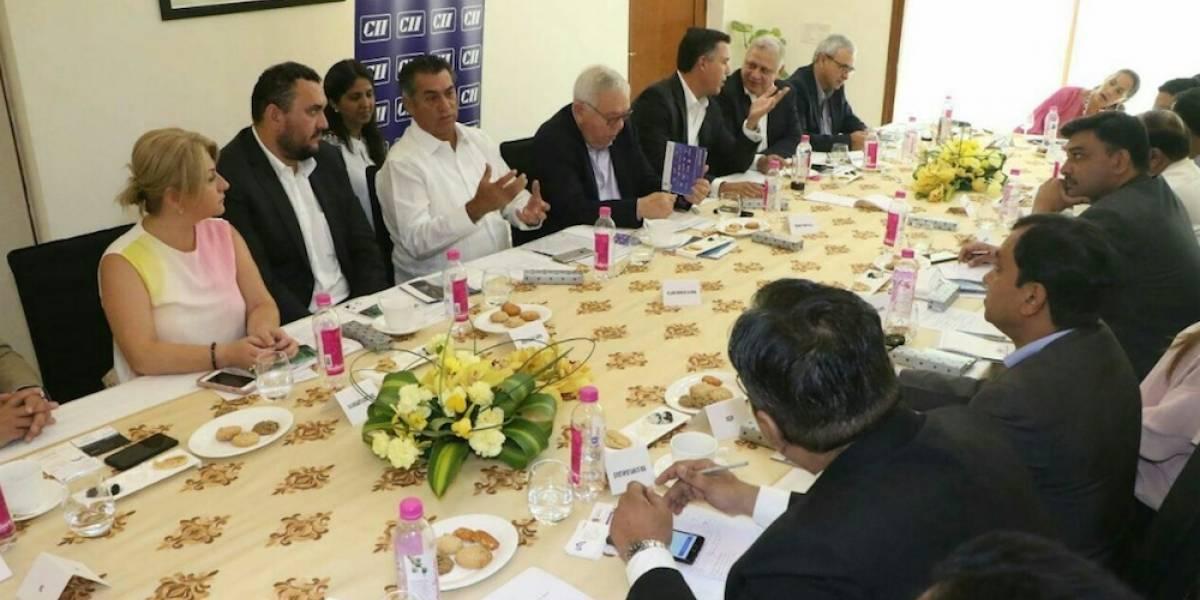 Exponen en India ventajas competitivas de empresas en Nuevo León