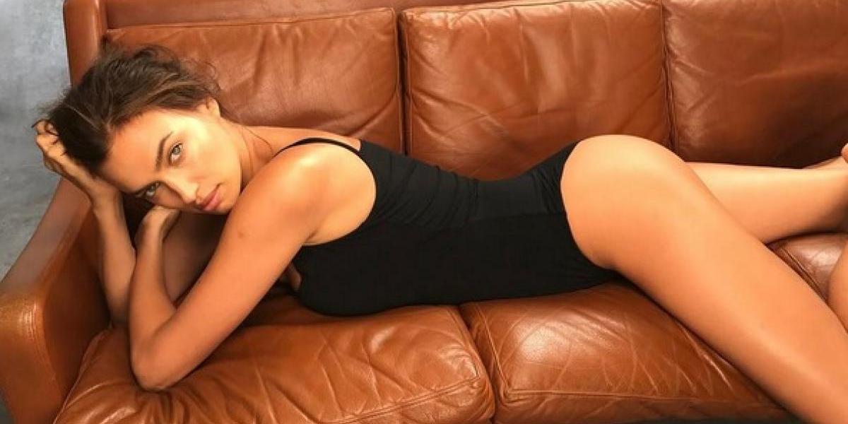 Irina Shayk rompe internet con candente imagen