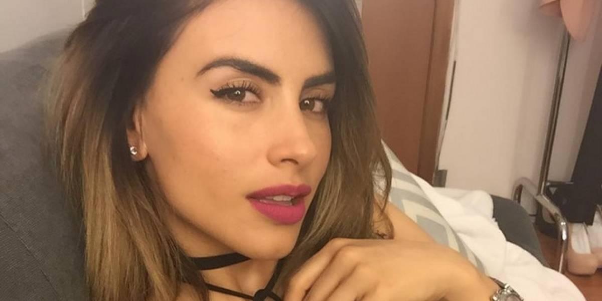¡Por fin! Estas fotos de Jessica Cediel confirmarían su romance con Jessie Vargas