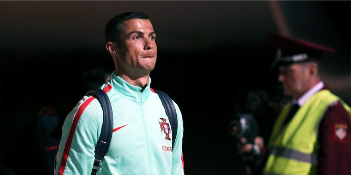 ¡Escándalo! Aseguran que Cristiano Ronaldo no volverá a Madrid