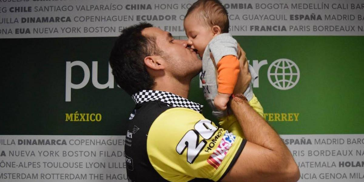 ENTREVISTA: Rubén Rovelo y Homero Richards celebran el Día del Padre a toda velocidad