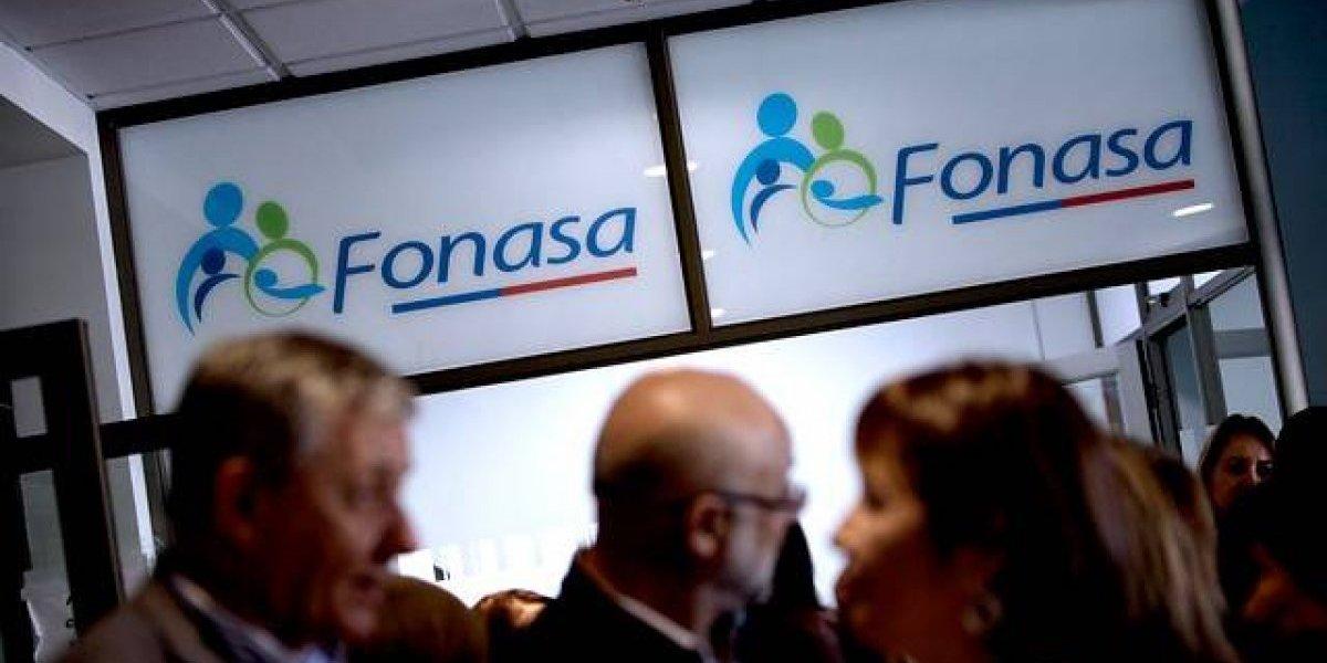 Apenas se ha cobrado el 6% de los excesos de Fonasa