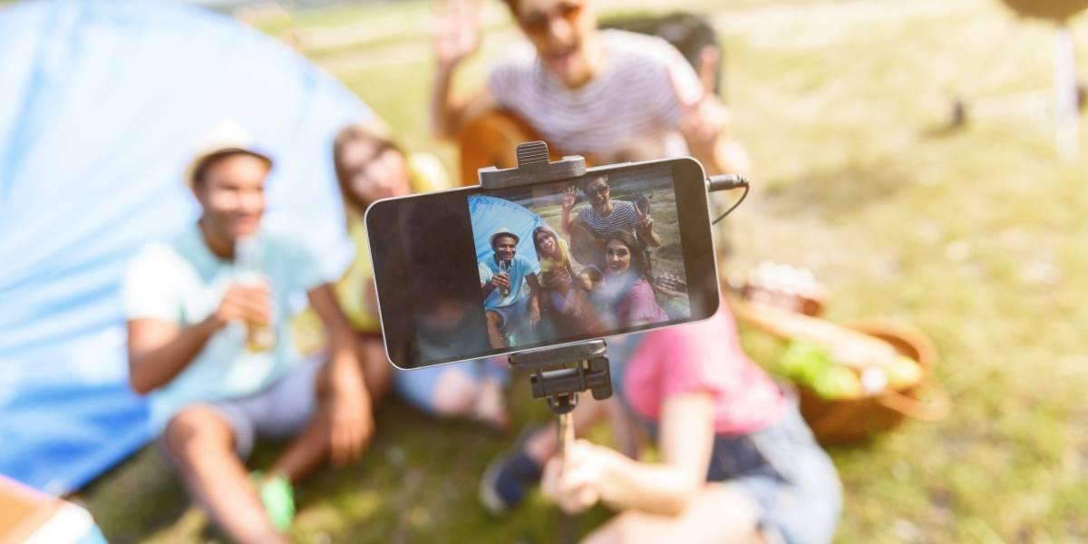 "Cinco dispositivos que harán que te olvides del ""selfie stick"""