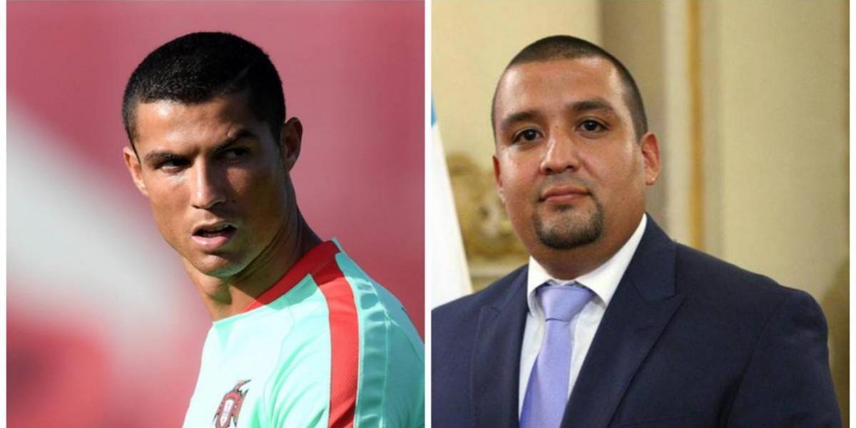 Jefe de la SAT ironiza sobre caso de fraude fiscal de Cristiano Ronaldo