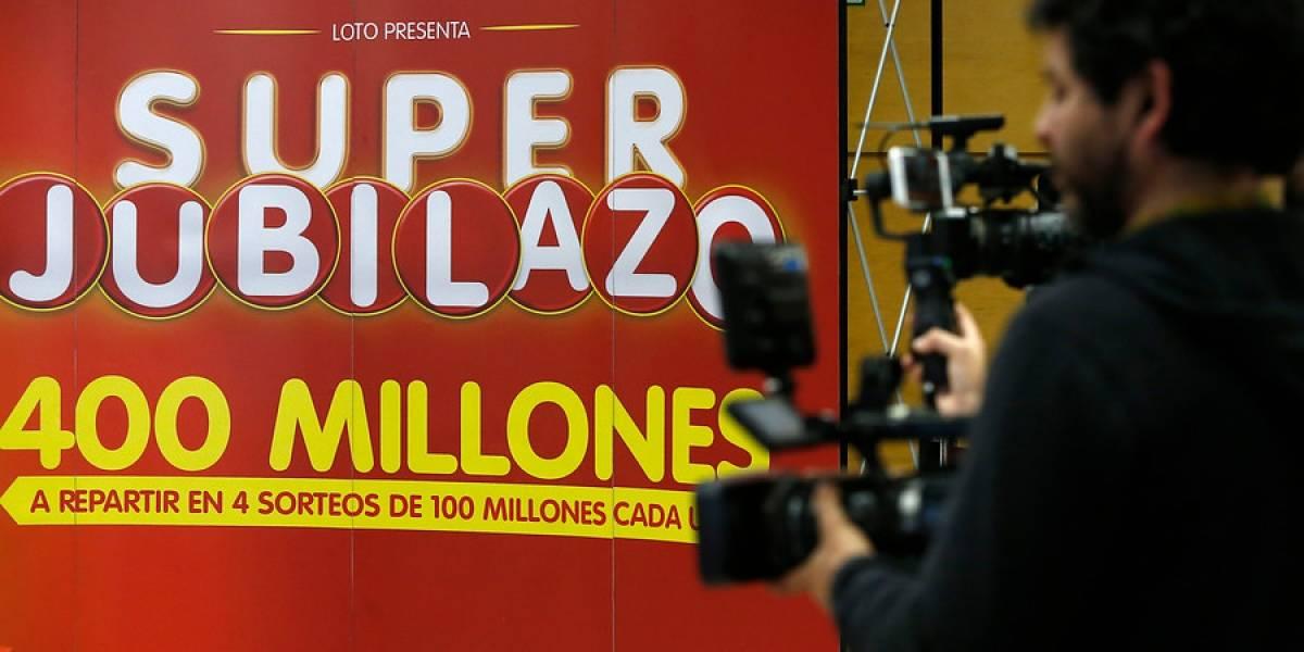 Juan Veloso es el segundo ganador de $100 millones de uno de los cuatro Súper Jubilazos