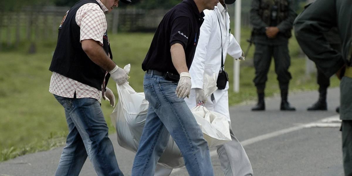 Investigan si restos hallados en fosa común de Usaquén pertenecen a tres jóvenes desaparecidos hace ocho meses