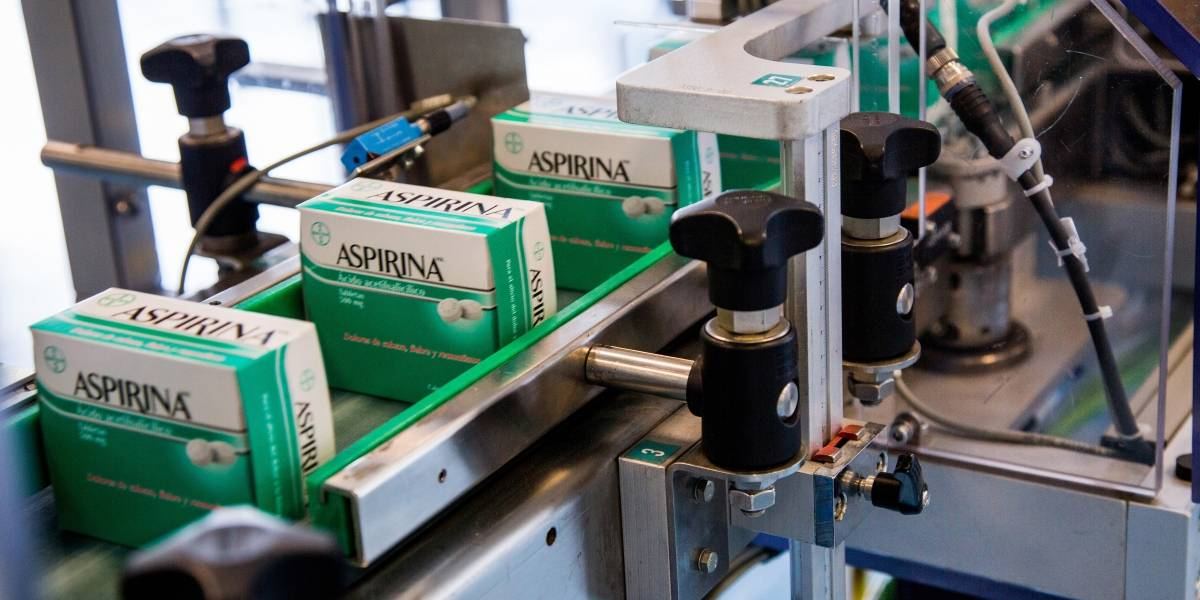 Aspirina celebra 120 años de aliviar dolores y prevenir problemas cardiacos