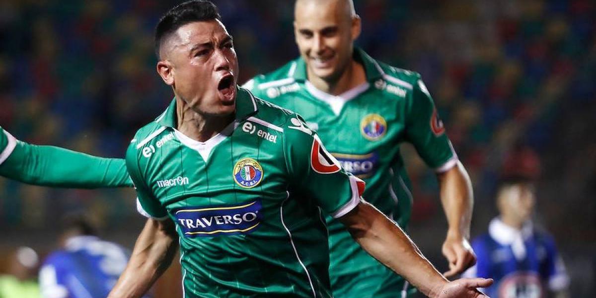 La U amplía su abanico de opciones en delantera con oferta formal por Diego Vallejos