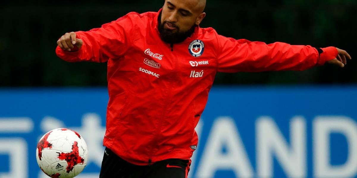 El nuevo look de Arturo Vidal deslumbra hasta a la FIFA