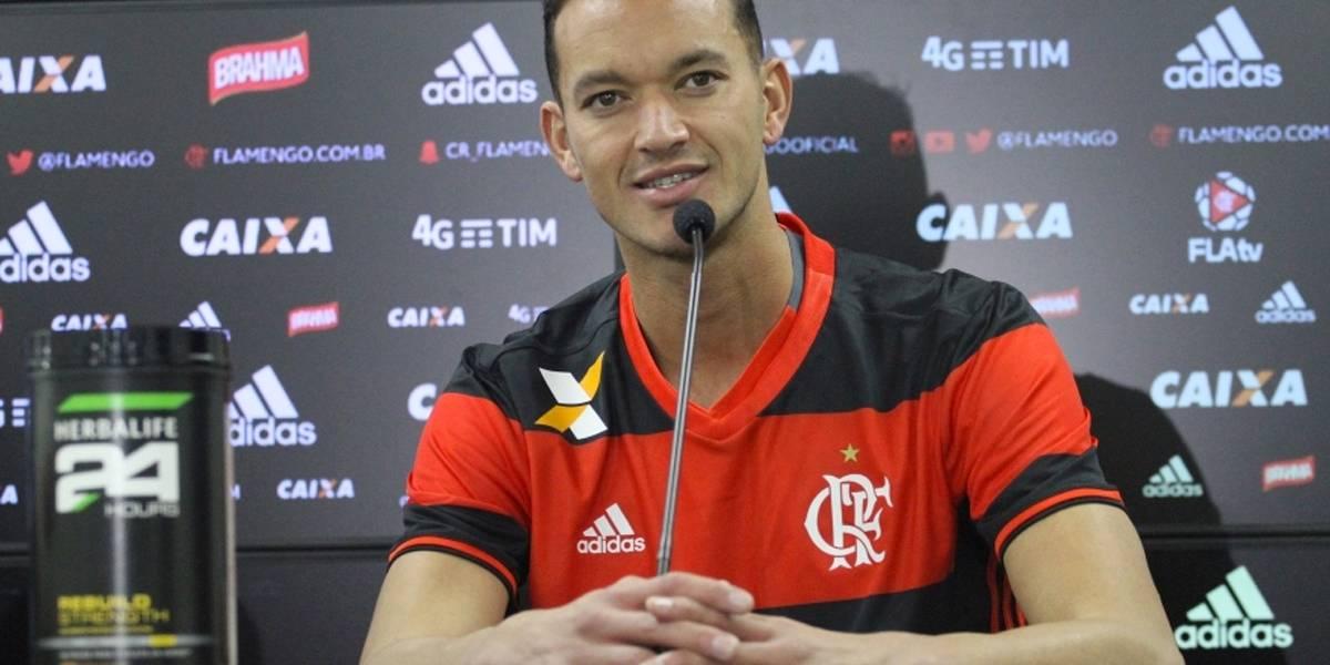 Réver mostra confiança em virada do Fla sobre o Independiente na Sul-Americana
