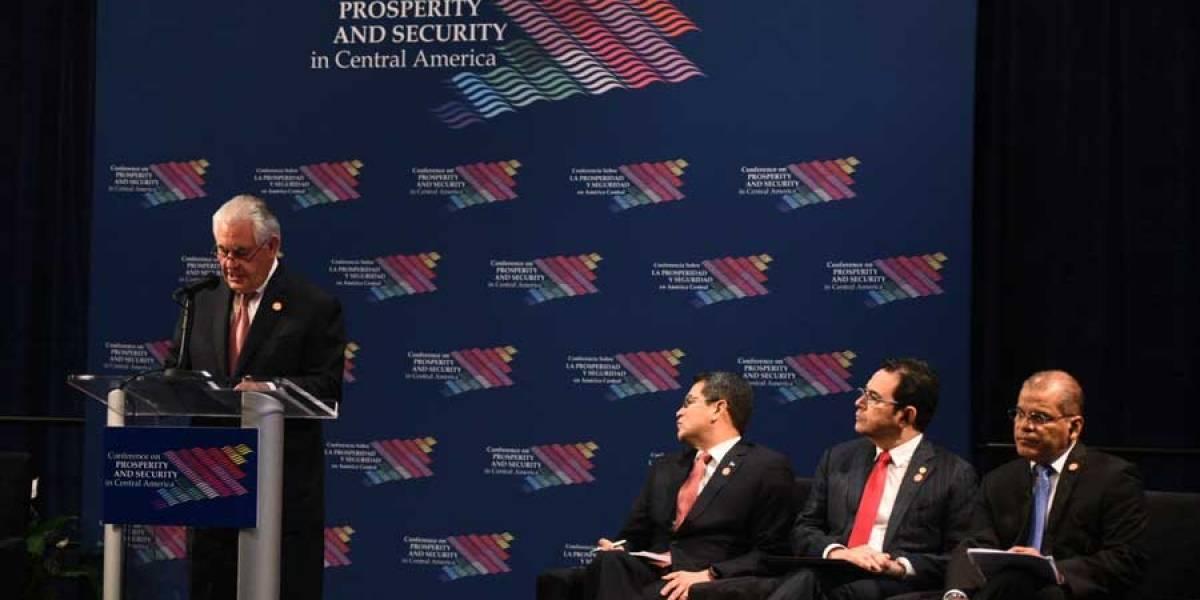 Estrategia de EE. UU. para C. A. incluye algo similar a plan Colombia