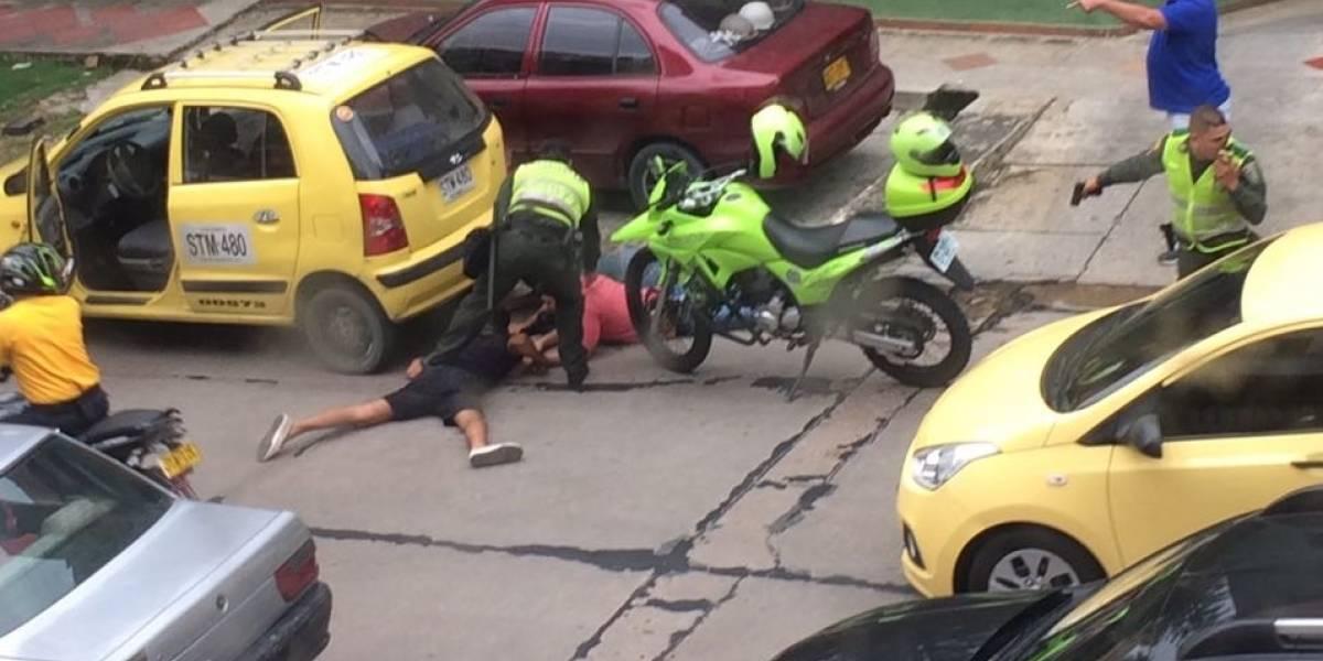 Nueva modalidad de robo en taxi es denunciada en Barranquilla