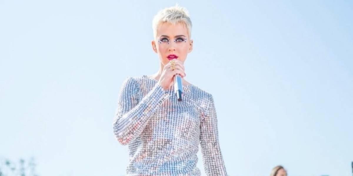 Katy Perry llega a los 100 millones de seguidores en Twitter