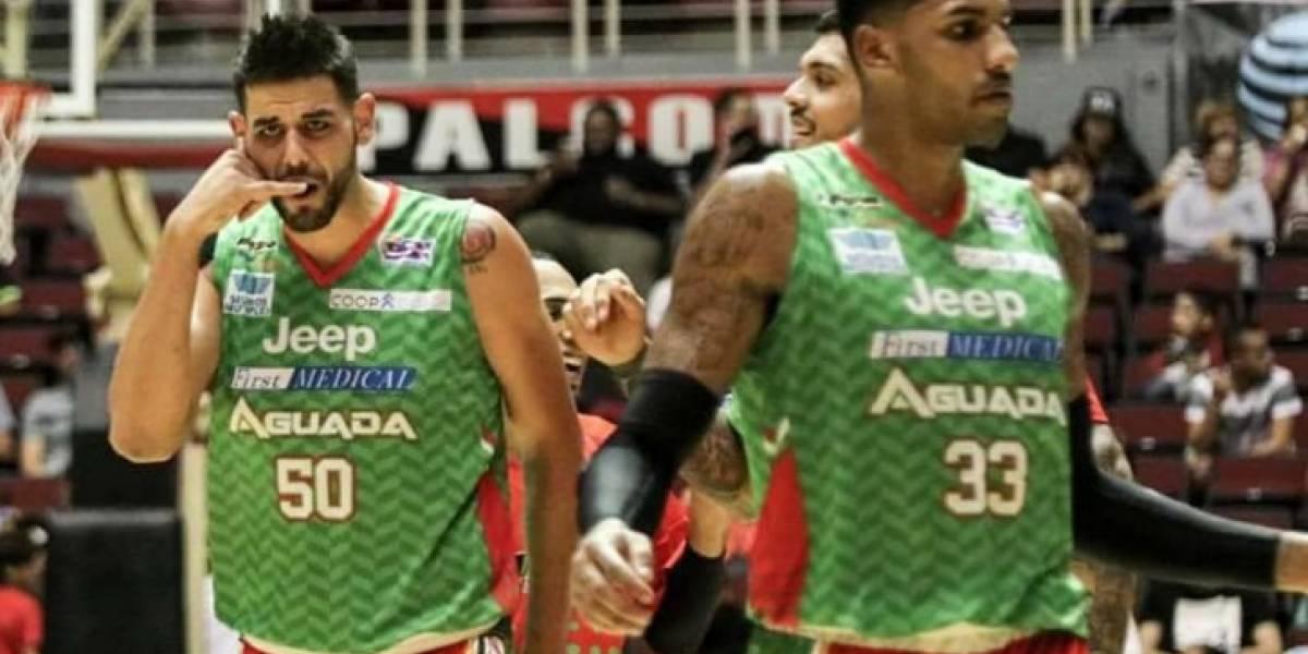Los Santeros de Aguada se coronan como campeones del BSN