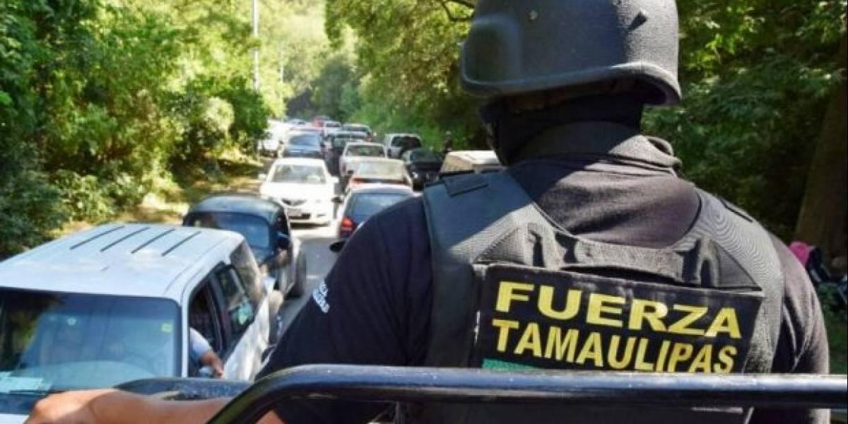 Trasladan a 50 reos federales de Tamaulipas a la Ciudad de México