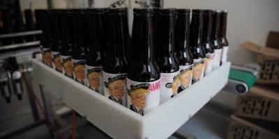 Trump cerveza