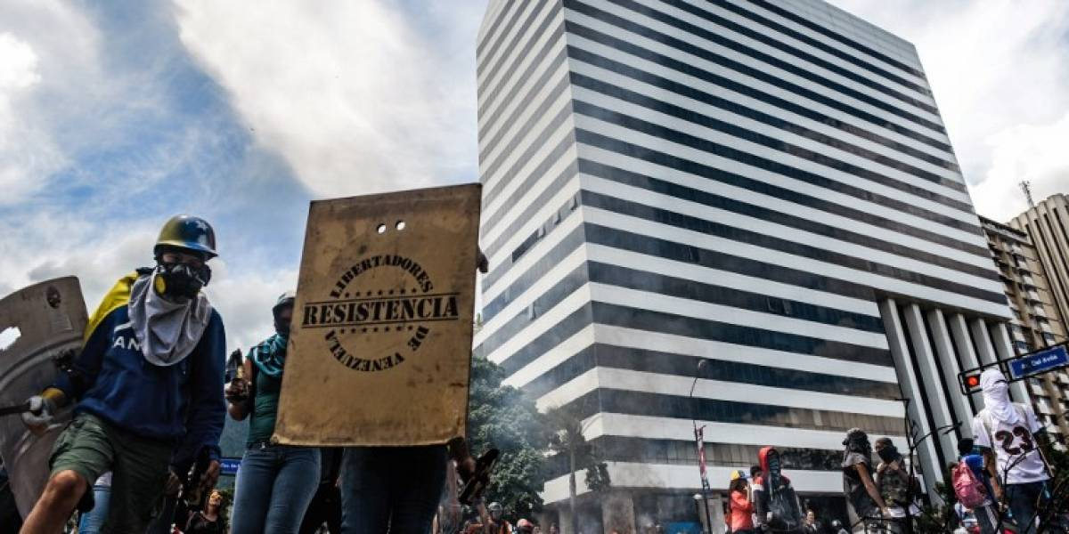Tribunal supremo de Venezuela rechaza solicitud de la fiscal general para llevar a juicio a ocho magistrados