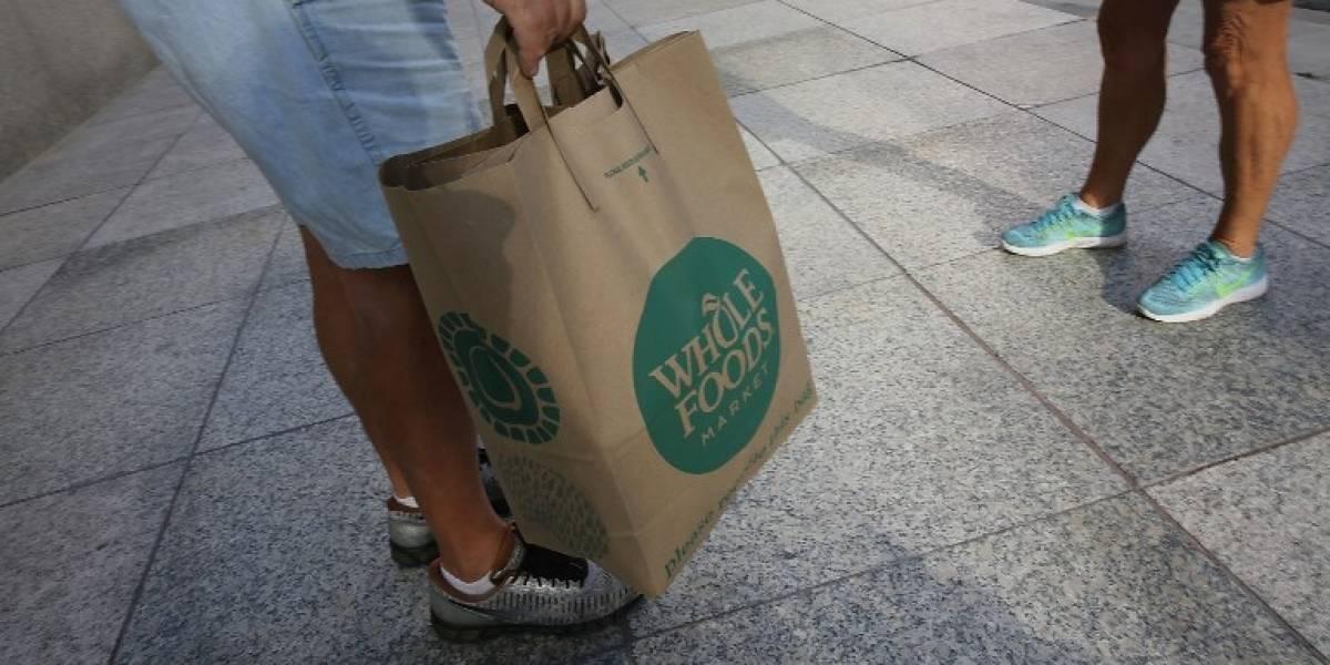Amazon anuncia compra de cadena de supermercados de alimentos orgánicos más grande de EEUU
