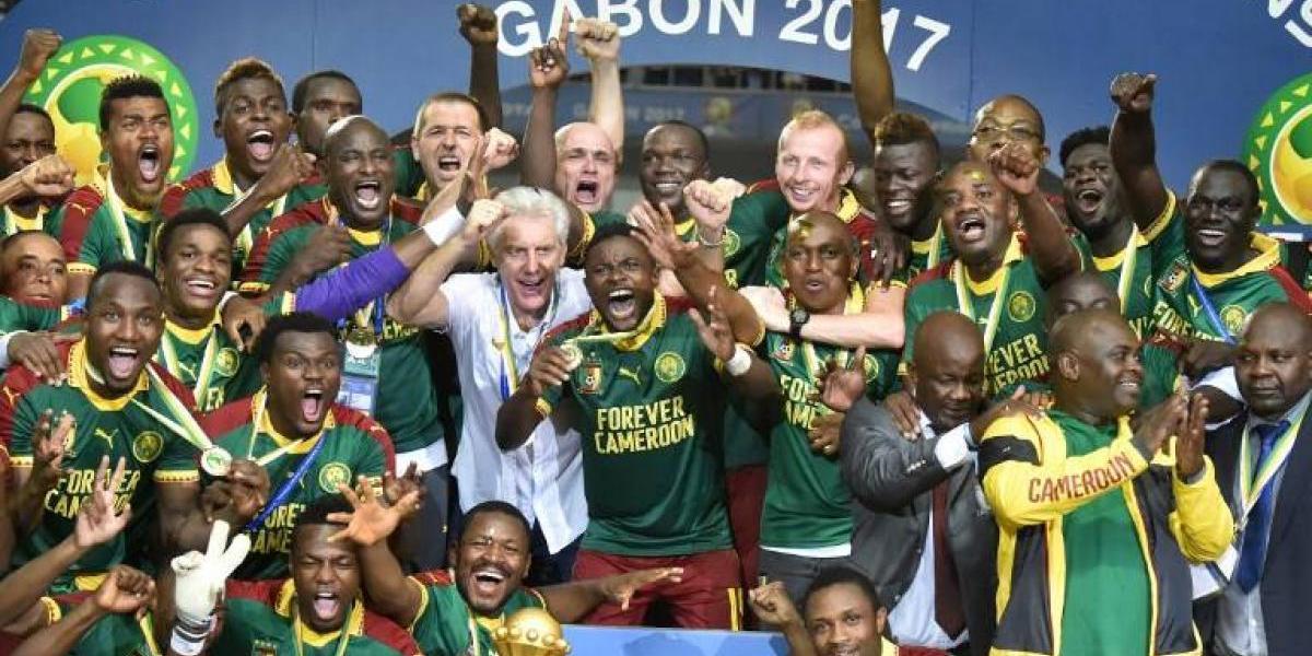 La renovada Camerún busca repetir en la Confederaciones la sorpresa de la Copa de África