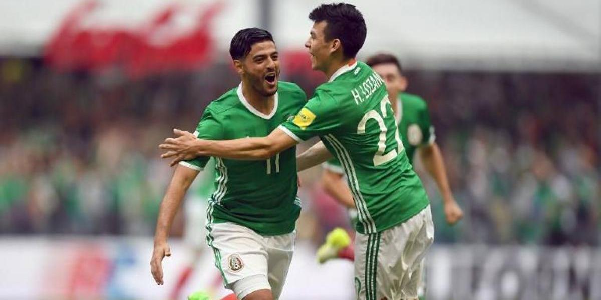 México buscará dar el salto definitivo en la Confederaciones con una brillante nómina