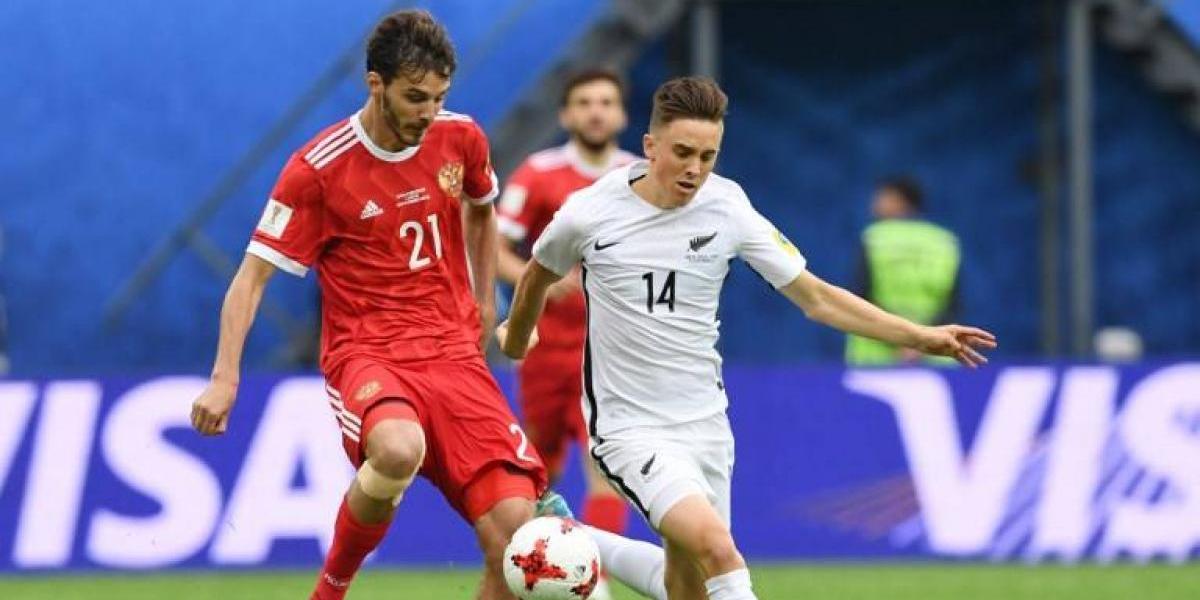 Minuto a minuto: Rusia supera a Nueva Zelanda en el inicio de la Copa Confederaciones
