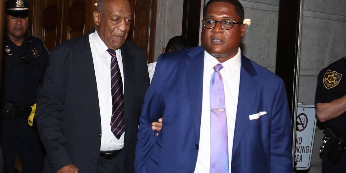 Juez anula juicio a Bill Cosby por violación sexual